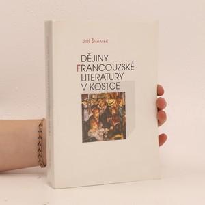 náhled knihy - Dějiny francouzské literatury v kostce