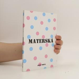náhled knihy - Materská