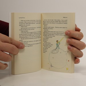 antikvární kniha Le Petit Prince. Malý princ, 2015
