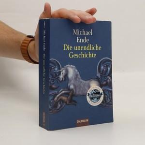 náhled knihy - Die unendliche Geschichte