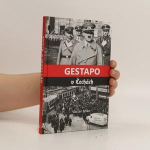 náhled knihy - Gestapo v Čechách