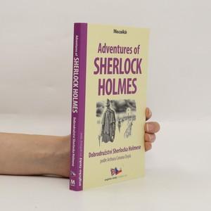 náhled knihy - Adventures of Sherlock Holmes = Dobrodružství Sherlocka Holmese