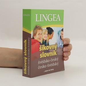 náhled knihy - Šikovný slovník švédsko-český, česko-švédský