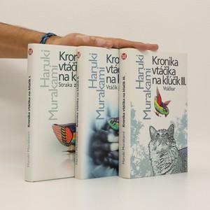 náhled knihy - Kronika vtáčika na klúčik I.-III. díl (3 svazky)