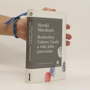 náhled knihy - Bezfarebný Cukuru Tazaki a roky jeho putovania