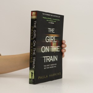 náhled knihy - The girl on the train