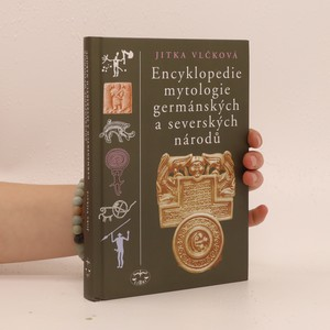 náhled knihy - Encyklopedie mytologie germánských a severských národů