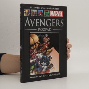 náhled knihy - Avengers, Rozpad