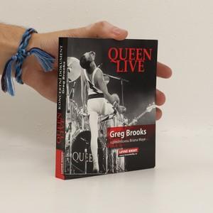 náhled knihy - Queen live. Koncertní dokument