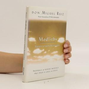 náhled knihy - Modlitby. Spojení s naším Stvořitelem. Inspirace a vedené meditace pro život v lásce a štěstí