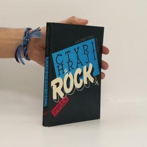 náhled knihy - Čtyři hrají rock. Jasná zpráva o skupině Olympic