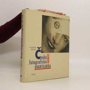 náhled knihy - Česká fotografická avantgarda 1918-1948