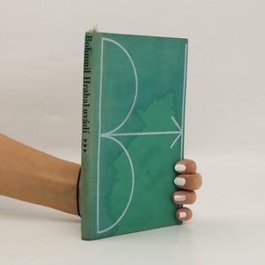 náhled knihy - Bohumil Hrabal uvádí výbor z české prózy