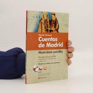 náhled knihy - Cuentos de Madrid = Madridské povídky