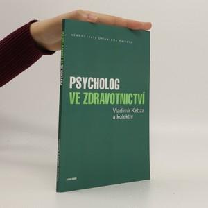 náhled knihy - Psycholog ve zdravotnictví