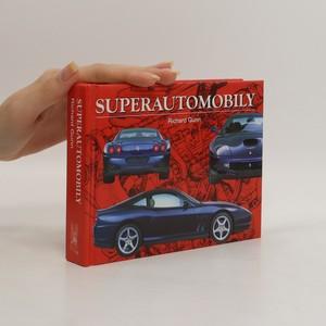 náhled knihy - Superautomobily : nejvýkonnější vozy na světě