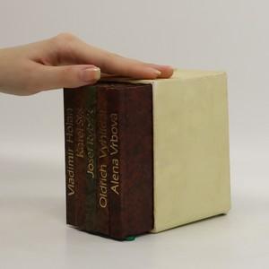 náhled knihy - Edice Pegas. Básně. 5 svazků