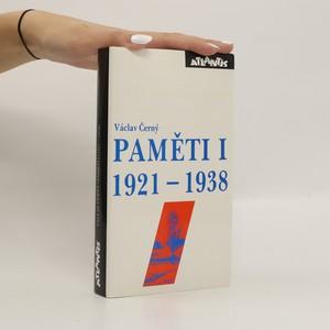 náhled knihy - Paměti I. 1921-1938