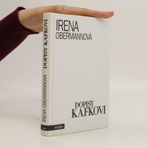 náhled knihy - Dopisy Kafkovi