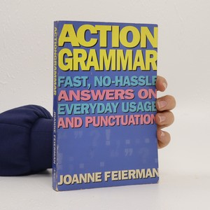 náhled knihy - Action Grammar