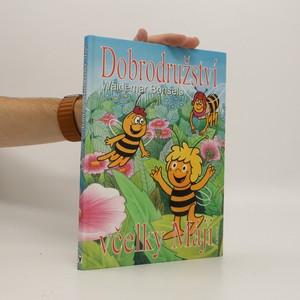 náhled knihy - Dobrodružství včelky Máji