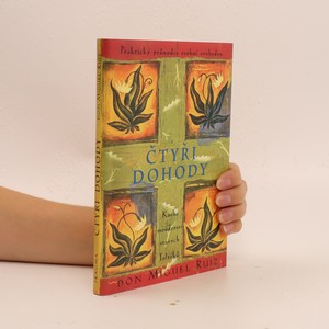 náhled knihy - Čtyři dohody