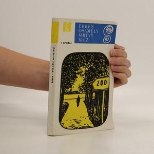 náhled knihy - Osamělý mrtvý muž
