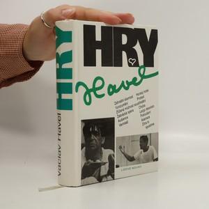 náhled knihy - Hry : soubor her z let 1963-1988
