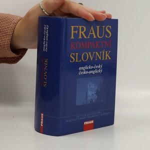 náhled knihy - Fraus kompaktní slovník : anglicko český, česko-anglický