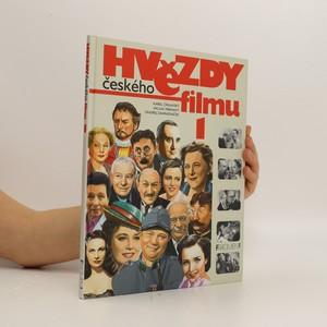 náhled knihy - Hvězdy českého filmu (1. díl)