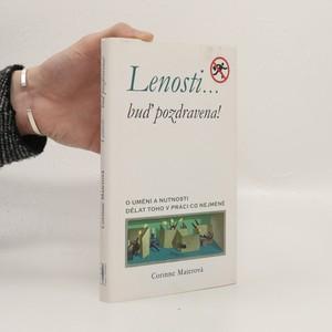 náhled knihy - Lenosti... buď pozdravena!