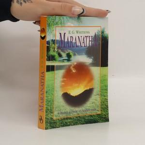 náhled knihy - Maranatha