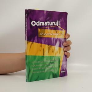 náhled knihy - Odmaturuj! ze společenských věd