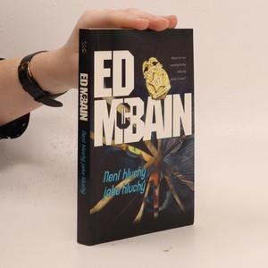 náhled knihy - Není hluchý jako hluchý : román z 87. revíru