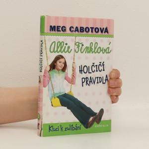 náhled knihy - Allie Finklová - holčičí pravidla. 3, Kluci k zulíbání