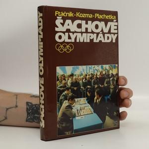 náhled knihy - Šachové olympiády