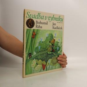 náhled knihy - Svadba v rybníku