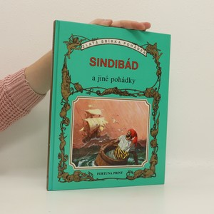 náhled knihy - Sindibád a jiné pohádky