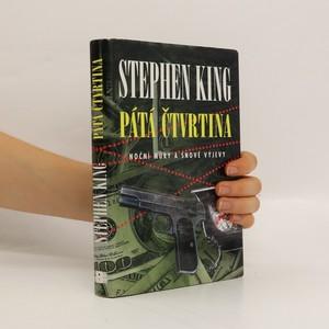 náhled knihy - Pátá čtvrtina : noční můry a snové výjevy