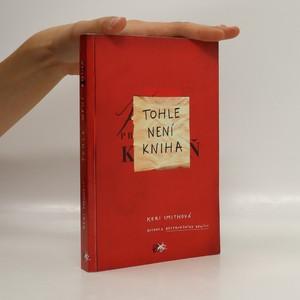 náhled knihy - Tohle není kniha