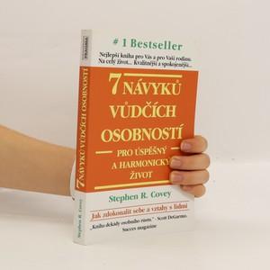 náhled knihy - 7 návyků vůdčích osobností pro úspěšný a harmonický život