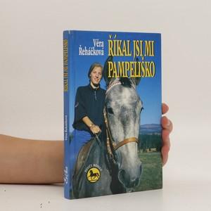 náhled knihy - Říkal jsi mi Pampeliško