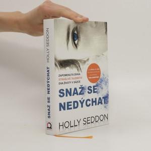 náhled knihy - Snaž se nedýchat