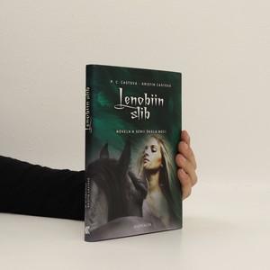 náhled knihy - Lenobiin slib. Škola noci 2