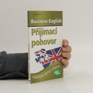náhled knihy - Business English. Přijímací pohovor
