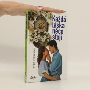 náhled knihy - Každá láska něco stojí : psychologický román pro ženy