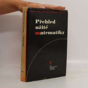 náhled knihy - Přehled užité matematiky II