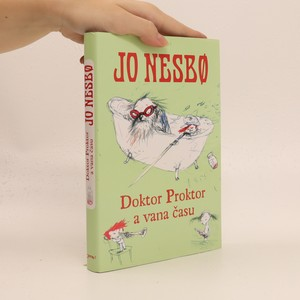 náhled knihy - Doktor Proktor a vana času