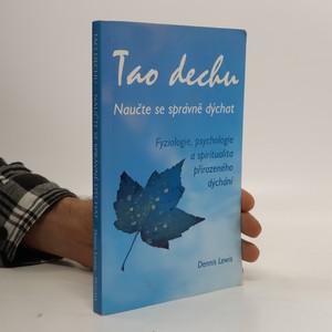 náhled knihy - Tao dechu : naučte se správně dýchat