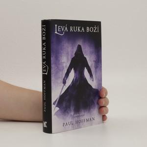 náhled knihy - Levá ruka boží